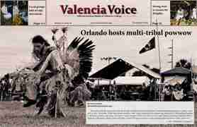 Valencia Voice, Nov. 9