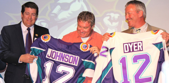 Orlando Solar Bears reveal design for new team jerseys