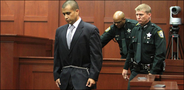 BREAKING: Zimmerman released from county jail
