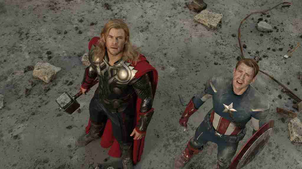 Avenger's not a typical action movie, exceeds expectations