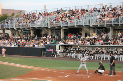 UCF – Rice series brings a record amount of spectators