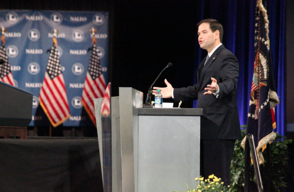 NALEO day 2: Marco Rubio makes opening remarks