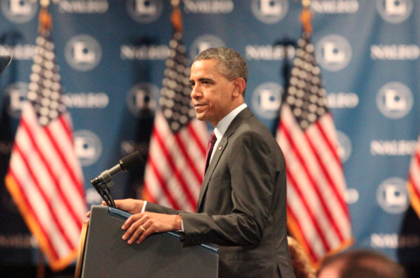 Obama defends Dream Act to members of NALEO