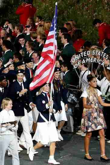 New Valencia campus president proud of Olympic flag bearer