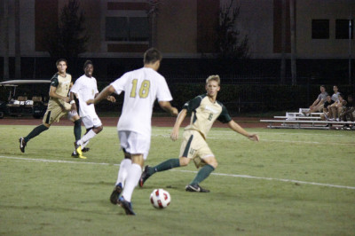 Knights draw 2-2 against Jacksonville