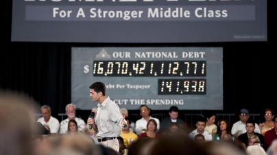Republican vice president candidate Paul Ryan visits UCF