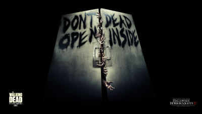 &#8216;The Walking Dead&#8217; invades Universal &#8216;Horror Nights&#8217;