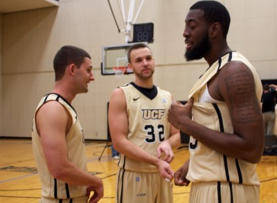 UCF senior leads way for Knights basketball