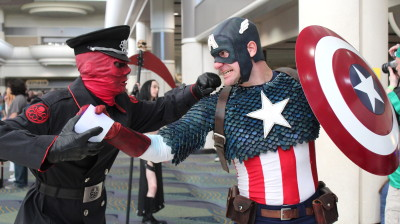 An un-CON-ventional gathering, annual MegaCon beams down