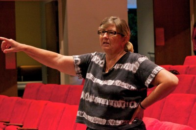 Valencias theater director moves on after 30 years of service