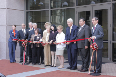 New building now open on Osceola