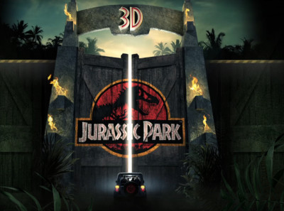 Unearthing a giant, &#8216;Jurassic Park&#8217; roars back into theaters Friday
