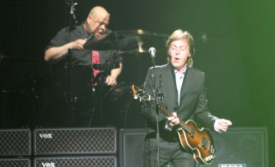 McCartney brings classics to life with 'Out There'