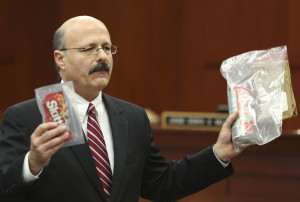 Closing arguments underway in George Zimmerman trial