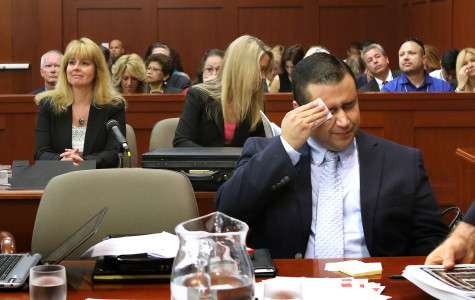 George Zimmerman's liberty rests in the hands of six female jurors