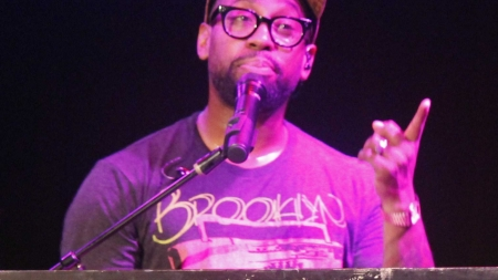 PJ Morton rocks The Abbey