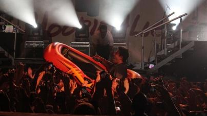 Hoodie Allen brings energetic crowd out to House of Blues