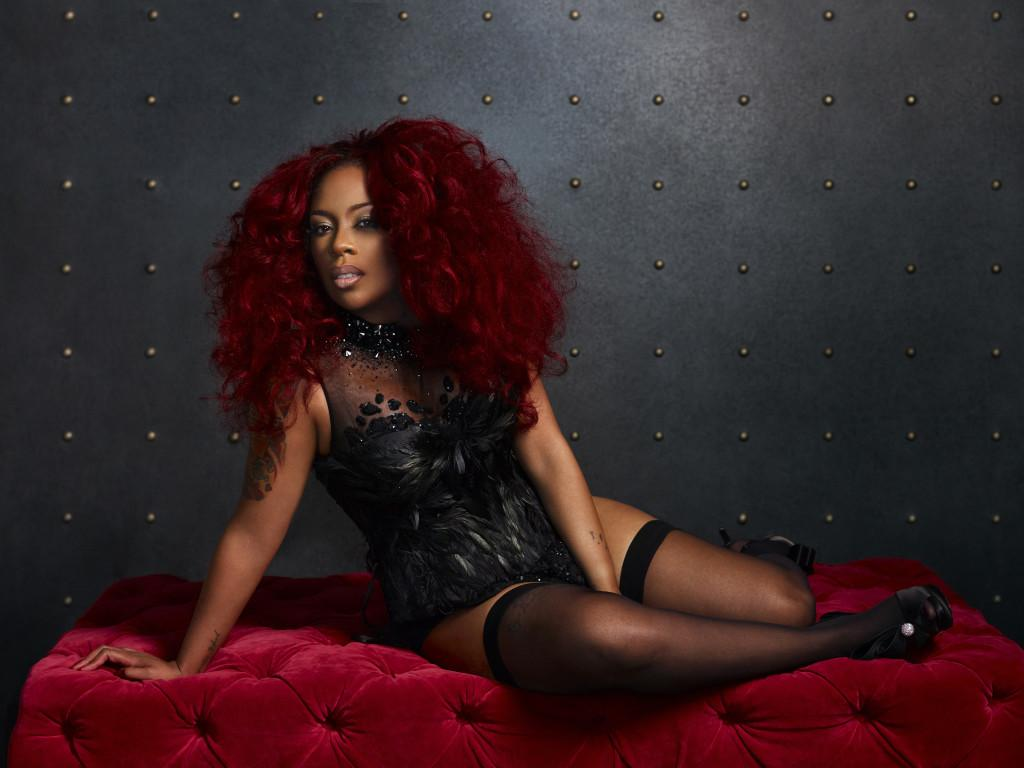 Atlantic Records  K  Michelle  K Michelle Before Record Deal