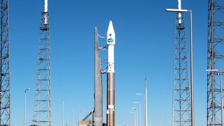TDRS-L ready for launch
