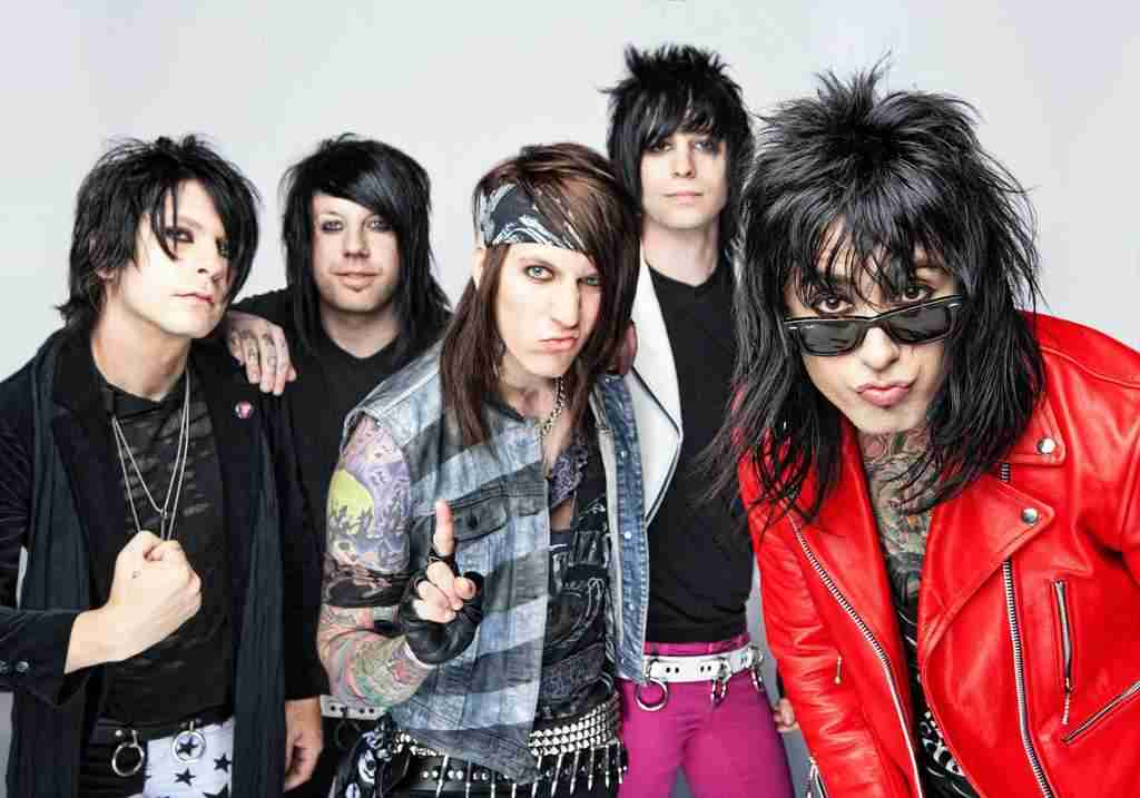 Falling in reverse wallpapers for i phone