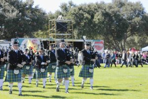 Floridians gather for annual Winter Springs' Scottish Highland Games