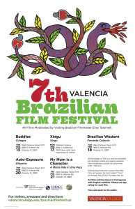 Seventh annual Brazilian Film Festival schedule released