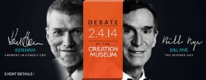 LIVE: Bill Nye, Ken Ham debate Creationism Vs. Evolution