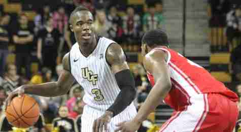 UCF downs Houston on Senior Night
