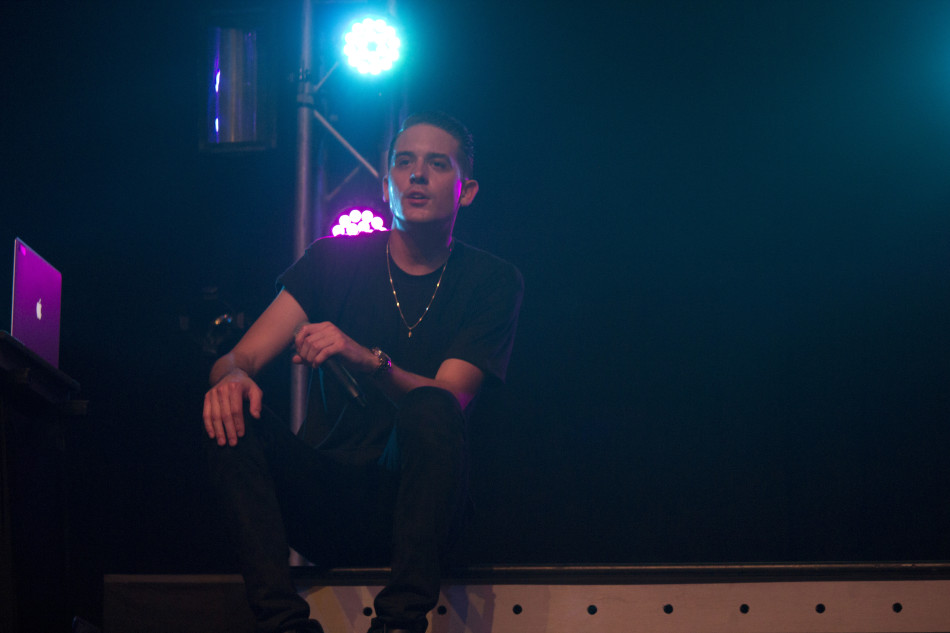 Valencia Voice  G-Eazy  G Eazy These Things Happen