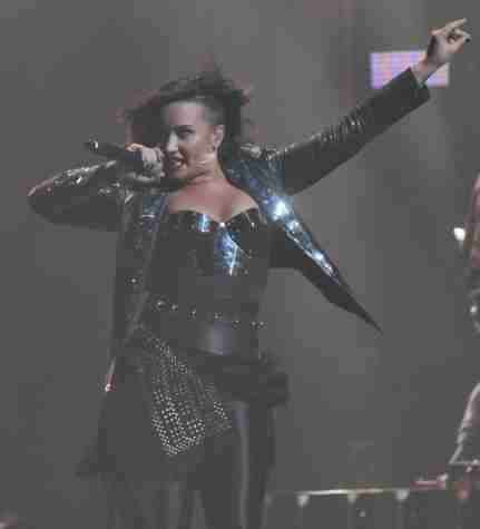 Photos: Demi Lovato at Amway Center