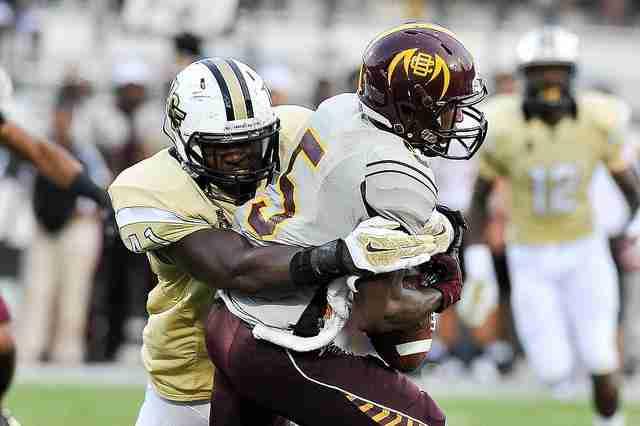 Tragedy inspires UCF linebacker