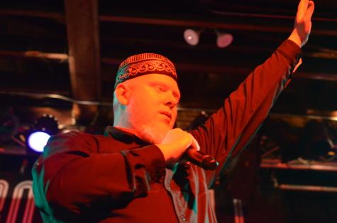 Concert review: Brother Ali's 'Home Away From Home Tour' comes to Social