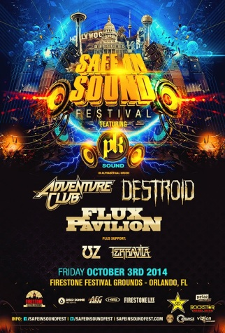 Bass festival Safe in Sound headed to downtown Orlando