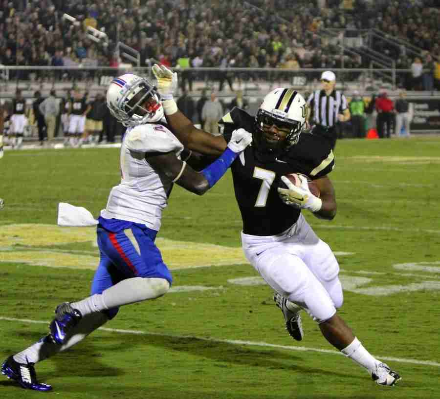 UCF stays in conference title hunt with win over Tulsa