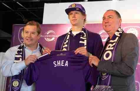 Orlando City signs Brek Shea, adding American flavor to roster