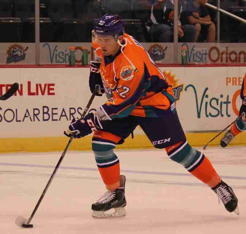 Solar Bears fall to ECHL's best in All-Star Classic