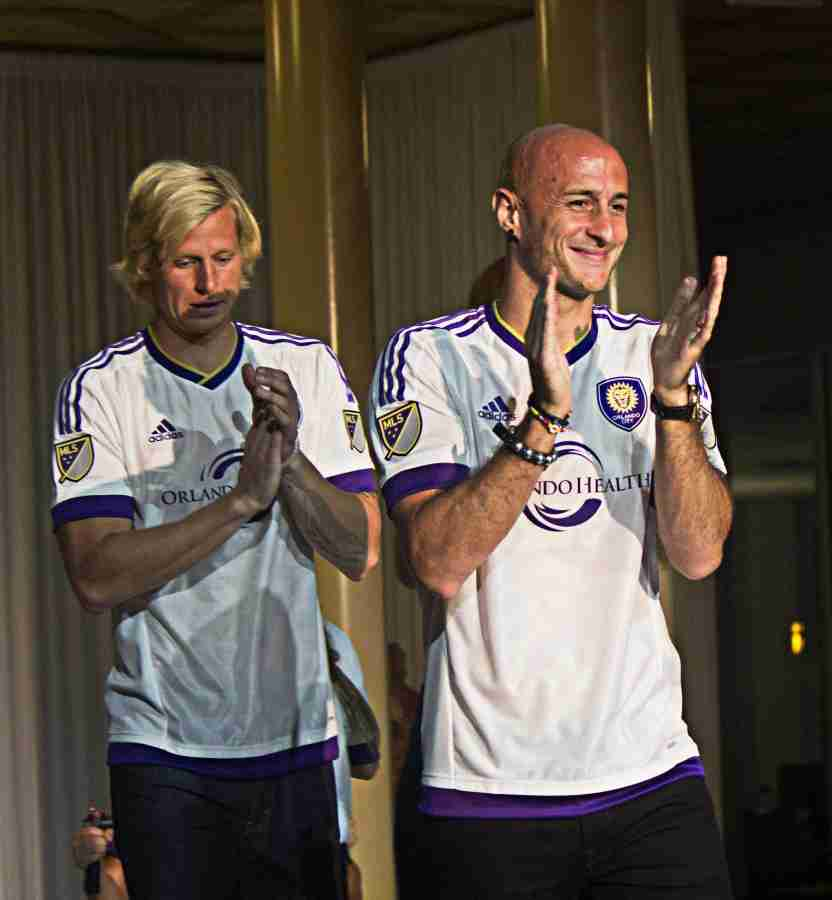 Orlando City SC unviels inaugural MLS away kit, pays homage to supporter group