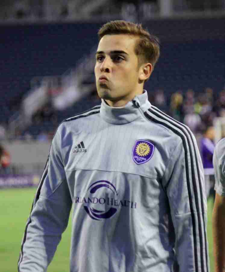 Father-son connection with Orlando City's Adrian & Harrison Heath
