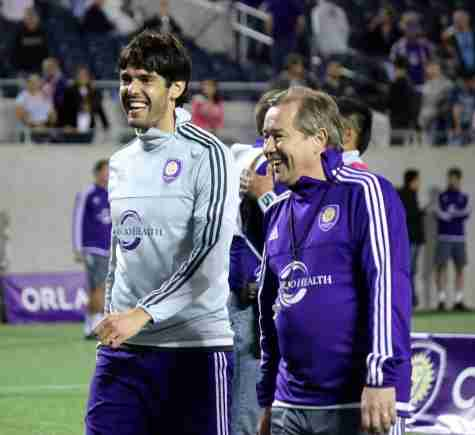 Orlando City's home opener will feature World Cup winning talent