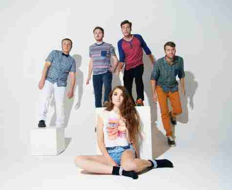 William Hehir of Misterwives talk mtvU Woodie Awards, SXSW, debut album, first headlining tour and more