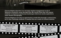 Valencia College's Humanities department holds Cinema Nights