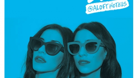 The Veronicas to play free show at Aloft Downtown Orlando