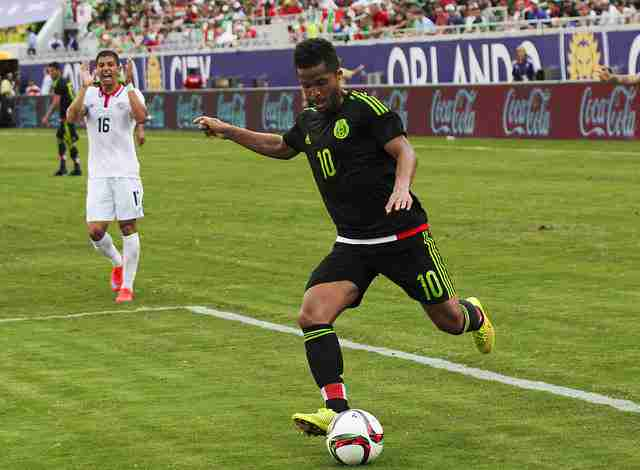 Mexico and Costa Rica play to 2-2 draw in international friendly