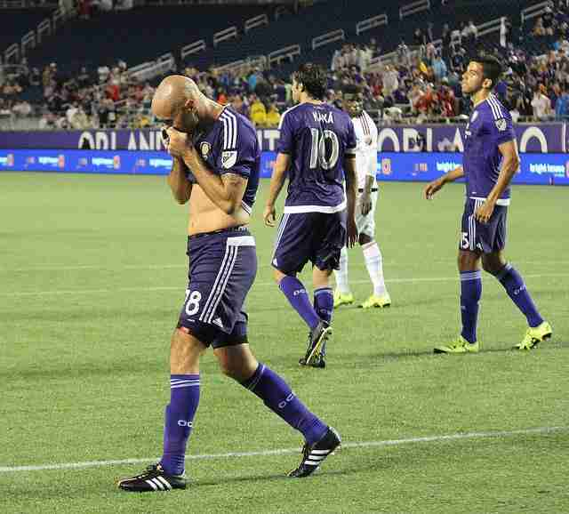 Orlando City play to rain soaked draw against Chicago Fire