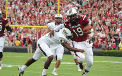 Knights can't hold halftime lead against South Carolina