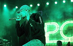 Concert review: Chris Brown brings 'One Hell of a Night' tour to MidFlorida Credit Union Amphitheatre