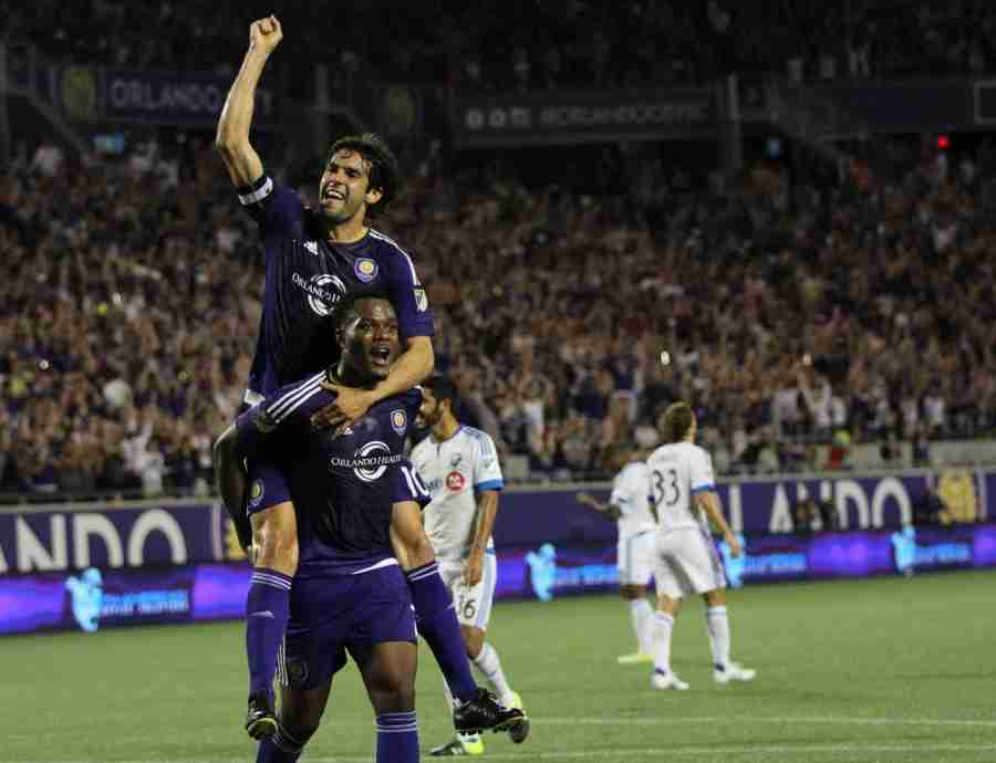 Orlando City keep playoff hopes alive with 2-1 win over Montreal Impact