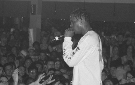 Travis Scott headed to Venue 578 in Orlando for one-off headlining show