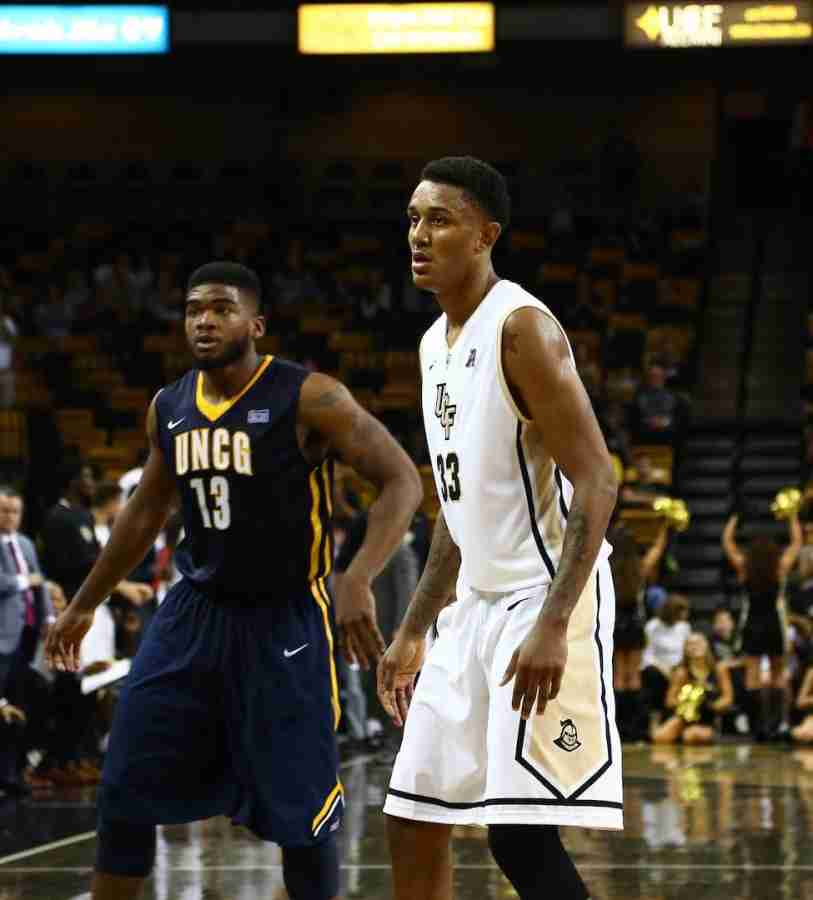 UCF Basketball Earns First Win Against UNC Greensboro 65-54