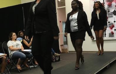Fashion Show a success for Valencia Students